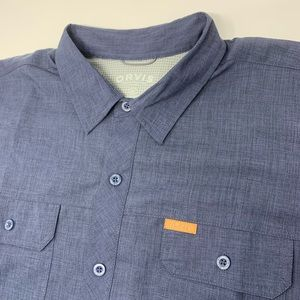 OrvisClassic Collection Short Sleeve Shirt